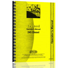 Leyland 245 Tractor Operators Manual