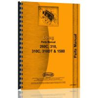 Long 1580 Tractor Parts Manual