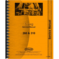 Long 310 Tractor Service Manual
