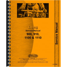 Long 910 Tractor Service Manual