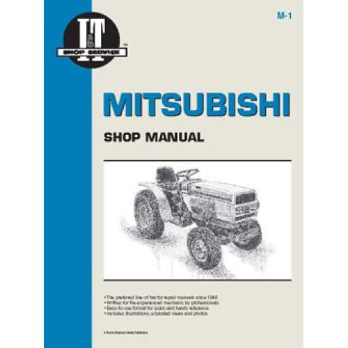 Mitsubishi Tractor Service Manual
