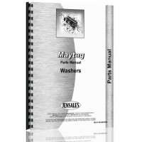 Maytag  Washer Parts Manual
