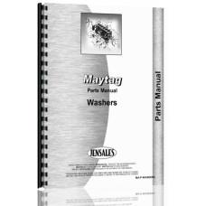 Maytag  Washer Parts Manual