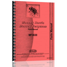 Massey Ferguson 3630 Tractor Parts Manual