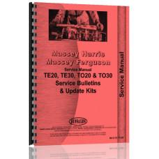 Ferguson Service Bulletins Service Manual