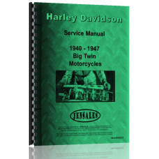 Harley Davidson Big Twin Engine Service Manual