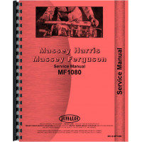 Massey Ferguson 1080 Tractor Service Manual