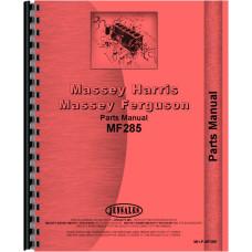 Massey Ferguson 285 Tractor Parts Manual