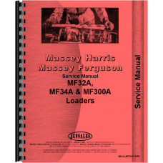 Massey Ferguson Loader Attachment Service Manual