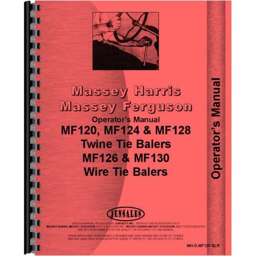 new holland 565 570 575 520 baler service manual