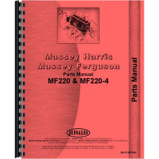 Massey Ferguson 220-4 Tractor Parts Manual