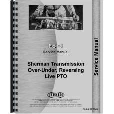 Ferguson Sherman Transmission Service Manual