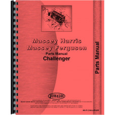 Massey Harris Challenger Tractor Parts Manual