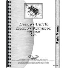 Massey Harris Colt Tractor Parts Manual