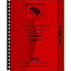Mccormick Deering Regular Tractor Parts Manual
