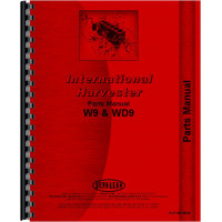 Mccormick Deering WR9 Tractor Parts Manual