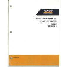 Case 1150K Crawler Dozer Operator's Manual (87538948NA)