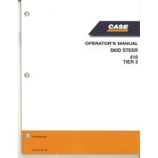 Case 410 Skid Steer Operator's Manual (87659049NA)