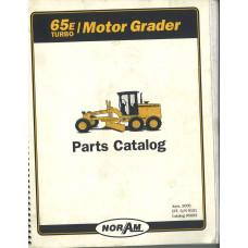 Case 65E TURBO Grader Parts Manual (5683)
