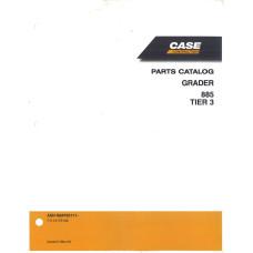 Case 885 Grader Parts Manual (71114175NA)
