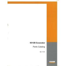 Case 9010B Excavator Parts Manual (7-1141)