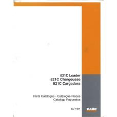 Case 821C Wheel Loader Parts Manual (7-4571)