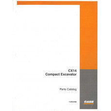 Case 850K Crawler Dozer Parts Manual (87364213NA)
