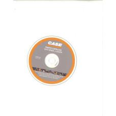 Case 521D Wheel Loader Parts Manual (7-8563-CD)