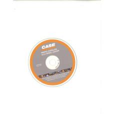 Case 621D Wheel Loader Parts Manual (7-8572-CD)