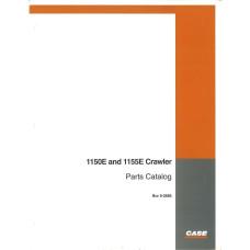 Case 1150E Crawler Parts Manual (8-2685)