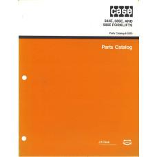 Case 584E Forklift Parts Manual (8-2870)