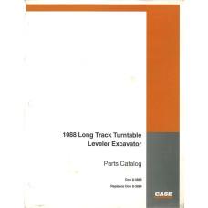 Case 1088 Leveler Excavator Parts Manual (8-3865)