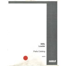 Case 680L Wheel Loader Parts Manual (8-4172)