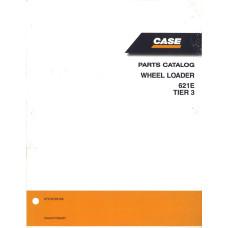Case 621E Wheel Loader Parts Manual (87519729NA)