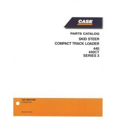 Case 440 Skid Steer Parts Manual (87632291NA)