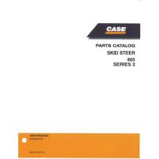 Case 465 Skid Steer Parts Manual (87632295NA)