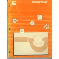 Cummins K19 Engine Service Manual (3810259)