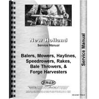 New Holland Hay Tools Service Manual