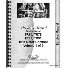 New Holland TR70 Combine Service Manual
