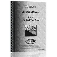 Ottawa 2 HP Log Saw Operators Manual (2 HP Log Saw)