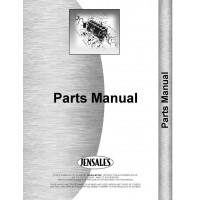 Deutz (Allis) D13006 Tractor Parts Manual (SN# 7937/1 & Up)