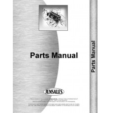 International Harvester 41 Tilt Bed Trailer Parts Manual