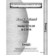 Rock Island 12-20 Sales Catalog Catalog