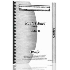 Rock Island Sales Catalog Catalog (Heider)