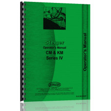 Steiger CM, KM Tractor Operators Manual