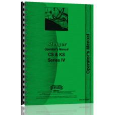 Steiger CS, KS Tractor Operators Manual