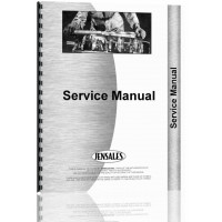 Ford 8000 Tractor Service Manual (IT Shop)
