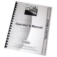 Deutz (Allis) FL1011 Engine Operators Manual