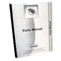Caterpillar 660 Tractor Scraper Parts Manual