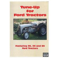 Ford 9N, 2N, 8N Tune-Up DVD (FO-DVD-2,8,9NT)